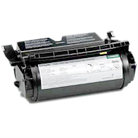 Premium Quality Black Laser/Fax Toner compatible with the Lexmark 12A6835