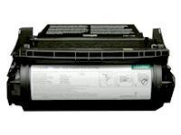 Premium Quality Compatible Black Toner Cartridge compatible with the Lexmark 12A6865
