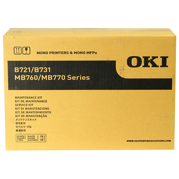 Genuine OEM Okidata 45435101 Maintenance Kit (200,000 page yield)