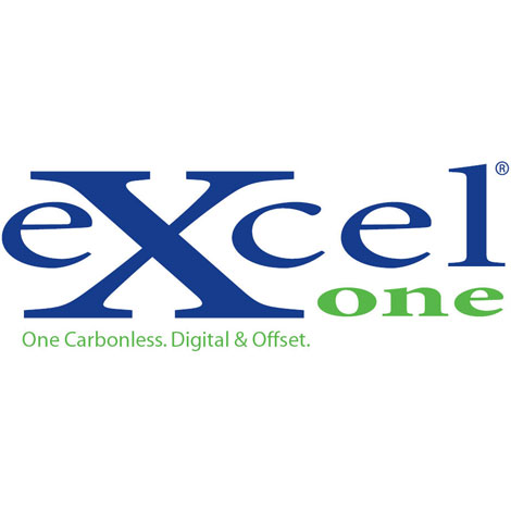 8.5 X 11 EXCEL ONE CARBONLESS 20 LB. CB WHITE DIGITAL