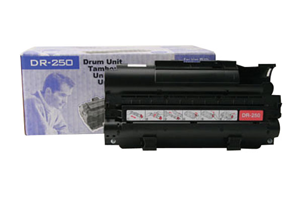 Genuine OEM Brother DR-250 Black Drum Cartridge (20000 page yield)