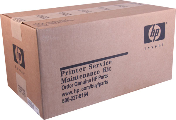 Genuine OEM HP C411867909 Maintenance Kit (120V) (200000 page yield)