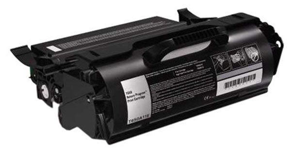 Genuine OEM Dell D524T Black Use and Return Toner (OEM# 330-6989) (7000 page yield)