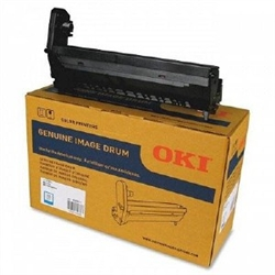 Genuine OEM Okidata 45395711 Cyan Imaging Drum (30,000 page yield)