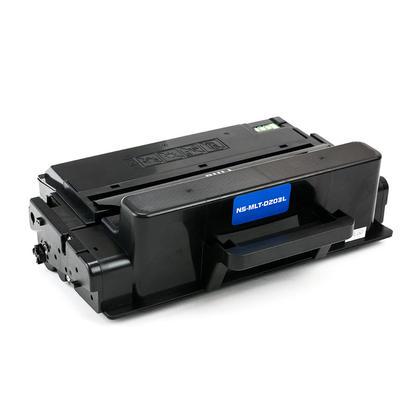 Premium Quality High Capacity Black Toner Cartridge compatible with the Samsung MLTD203L