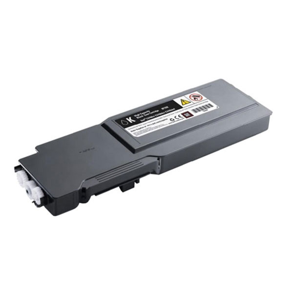 Genuine OEM Dell KT6FG High Yield Black Toner