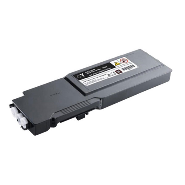 Genuine OEM Dell V0PNK Yellow Toner