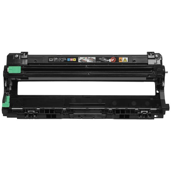 Genuine OEM Brother DR-221CL Black Toner Cartridge (15,000 page yield)
