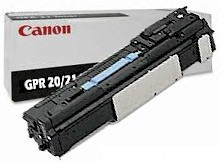 Genuine OEM Canon 0255B001AA (GPR-20, GPR-21) Yellow Drum Unit (70000 page yield)