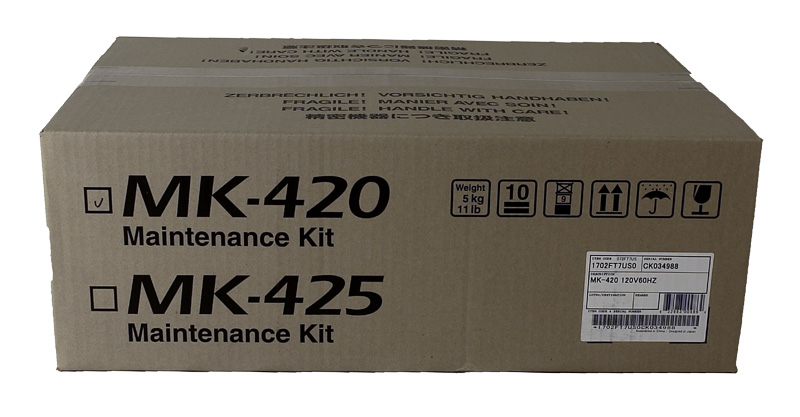 Genuine OEM Copystar, Kyocera Mita 1702FT7US0 (MK-420) Maintenance Kit