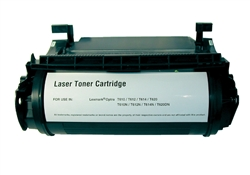 Premium Quality Black Toner Cartridge compatible with the Lexmark (601X) 60F1X00
