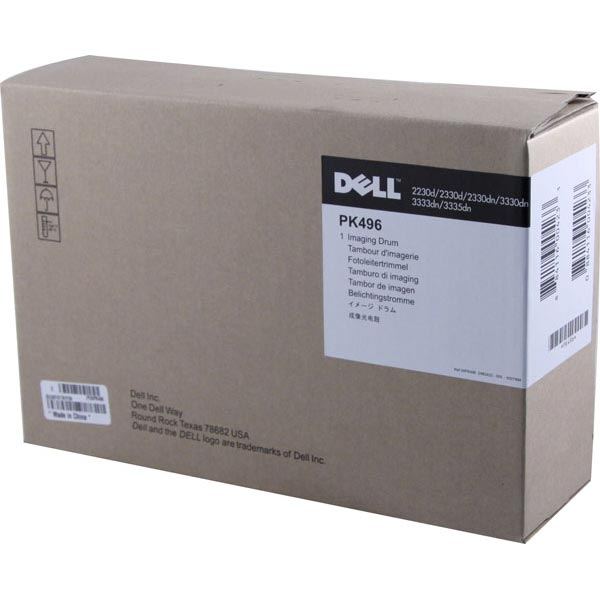 Genuine OEM Dell PK496 Imaging Drum