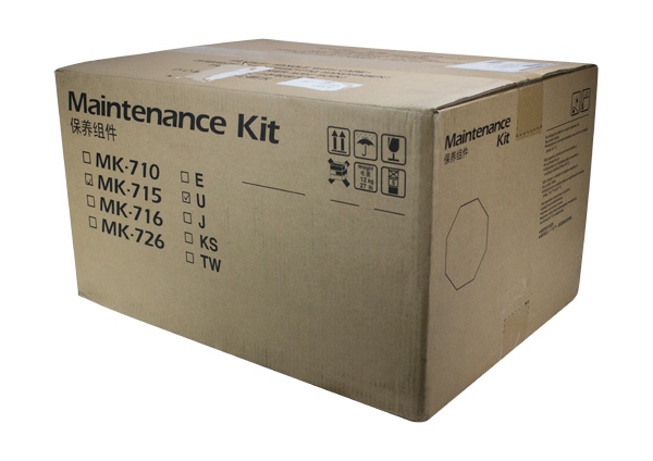 Genuine OEM Copystar 1702GN7US0 (MK-715) Maintenance Kit
